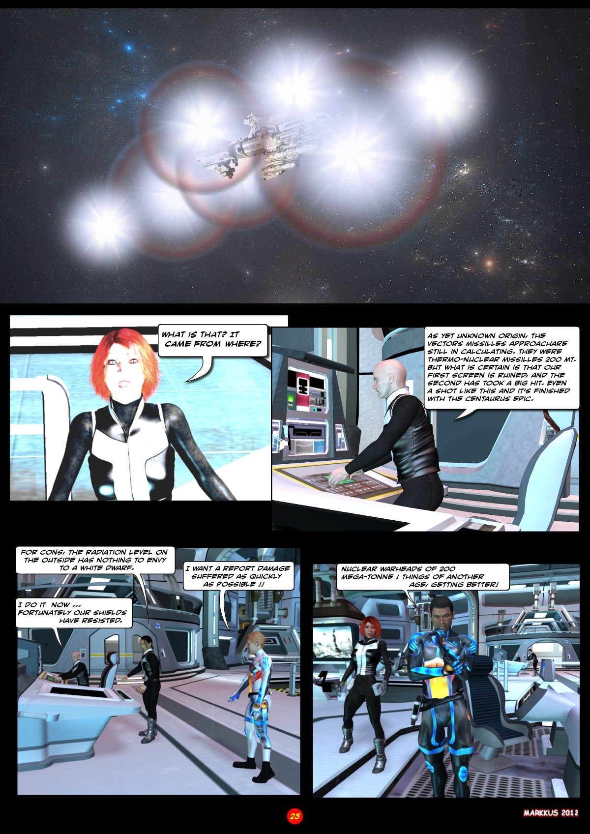 a lost world chapter 4 page 23